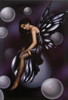 Magnet Lisa Parker Fairy Bubble