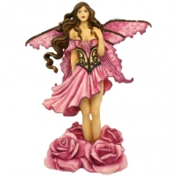 figurine fee amy brown daphne rose fairysite