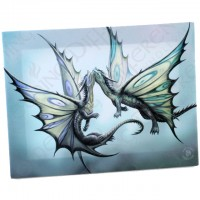 Anne Stokes toile sur chassis Fly Away