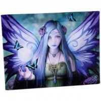 Anne Stokes toile sur chassis Mystic Aura