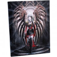 Anne Stokes toile sur chassis The Avenger