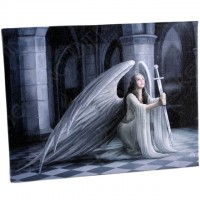 Anne Stokes toile sur chassis The Blessing