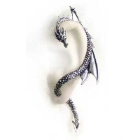 tour d'oreille Dragon Alchemy Gothic