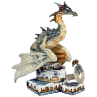 figurine de dragon winter tail