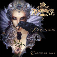 Calendrier 2019 Alchemy Gothic