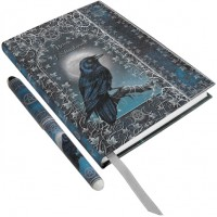 carnet intime Luna Lakota Book of Shadows