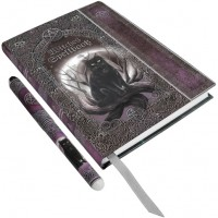 carnet intime Luna Lakota Witches Spell Book