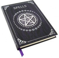 carnet intime spell book purple
