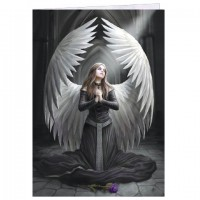 carte anne stokes ange prayer for the fallen