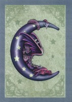 carte lisa parker dragon violet