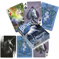 Jeu de cartes Anne Stokes Unicorns
