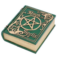 Coffret Book of Spells Green