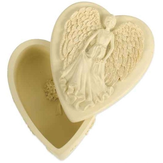 "Coffret Ange ""Heart Shaped"" / Angel Star"