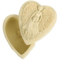 Coffret Ange Angel Star Heart Shaped