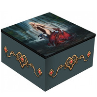 Coffret avec Miroir James Ryman Dragon Bathers B3922K8