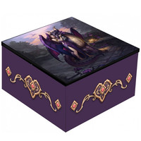 Coffret avec Miroir James Ryman Dragon Sanctuary B3921K8