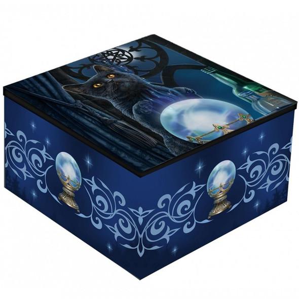 lisa parker coffret avec miroir the witches apprentice b4004k8. Black Bedroom Furniture Sets. Home Design Ideas