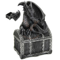 "Coffret Dragon ""Tresure Box"""