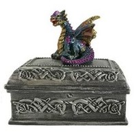 Coffret Dragon multicolore 87049