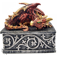 Coffret Dragon rouge