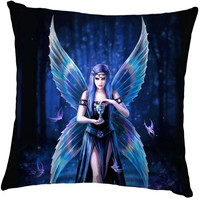 Anne Stokes coussin Enchantment