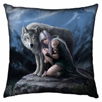 Anne Stokes coussin Protector