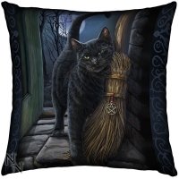 coussin féerique Lisa Parker A Brush With Magick