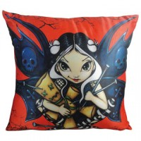 Coussin Fée Jasmine Becket Griffith Fairy Voodoo