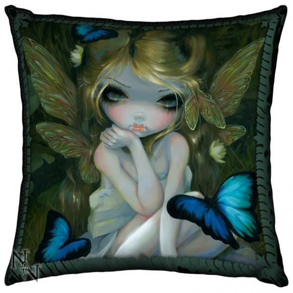 "Coussin Fée ""Lily"" / Jasmine Becket-Griffith"