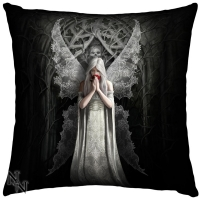 Anne Stokes coussin Only Love Remains