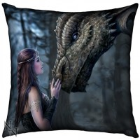 Anne Stokes coussin Once upon a Time B0284B4