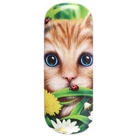 Etui à lunettes Linda M. Jones Summer Cat