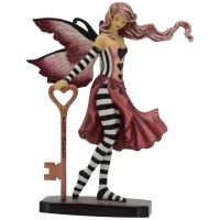 Figurine de Fée Amy Brown Key to your heart