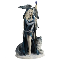 Figurine Elfe Arcana the Shaman Ruth Thompson