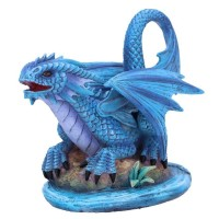 Figurine Dragon Anne Stokes small Water Dragon