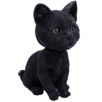 statuette de chat Bobble Head U4768P9