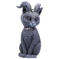 Figurine chat noir  Pawzuph Large B5236S0