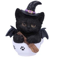 statuette de chat Kit Tea U4941R0