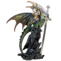 Figurine Dragon 87046