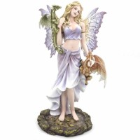 figurine de fee FD0503A