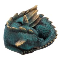 Figurine de Dragon Dozing U4816P9