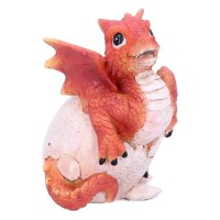 Figurine de Dragons Ruby Hatchling U4749P9