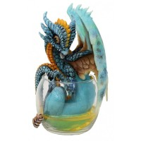 figurine dragon Stanley Morrison Whisky Dragon MC72156