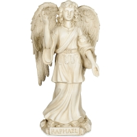 Figurine Archange Raphael Angel Star