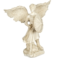 Figurine Archange Saint Michel Angel Star