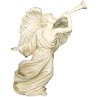 Figurine Archange Gabriel Angel Star