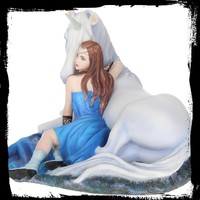Figurine Anne Stokes Blue Moon