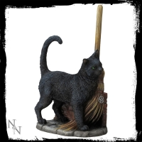 Figurine chat Lisa Parker A Brush with Magick