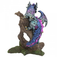 Figurine Dragon Wyrmlings Protector U4153M8