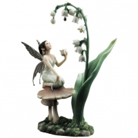figurine fée Lily of the valley Rachel Anderson